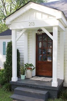 Hi, I am Lindsay from The White Buffalo Styling Co. I am so excited to be here today talking about our simple cottage exterior renovation. My husband and I are dreamers and renovators, so when looking for a home, we were hoping for a project that we could make our own. When we first moved [...]