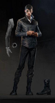 El diseño de vestuario en Dishonored 2