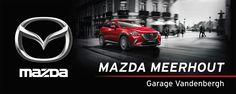 Reclamepaneel Mazda