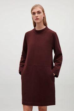 COS | Jersey jumper dress