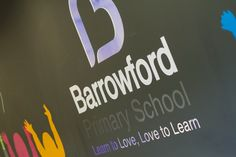 Brand Design - Barrowford Primary School. Interior Design & Brand Implementation