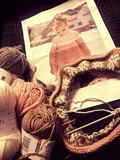 New project | yogamormor Love this yarn 😊 Knitting Projects, Knitting Patterns, Christmas Presents, My Favorite Things, Cotton, Threading, Knit Patterns, Knitting Paterns