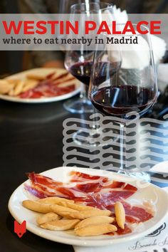 Where to Eat Near the Westin Palace in Madrid: Our Top 5 Recommendations! Spanish Cuisine, Spanish Food, Madrid Travel, Spain Travel, Foodie Travel, Street Food, Tapas, Travel Guide, Traveling By Yourself