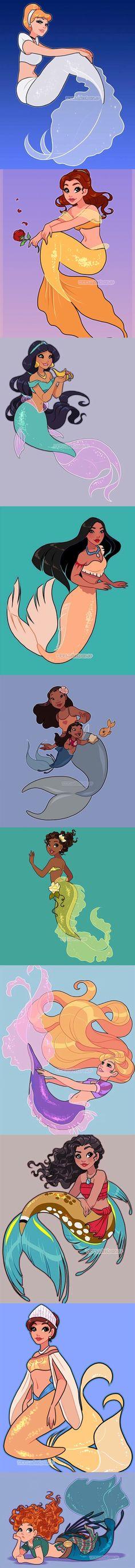 Trendy Drawing Disney Pixar The Princess Disney Pixar, Ariel Disney, Disney Marvel, Disney Animation, Disney Jokes, Funny Disney Memes, Mermaid Disney, Disney Facts, Disney Girls