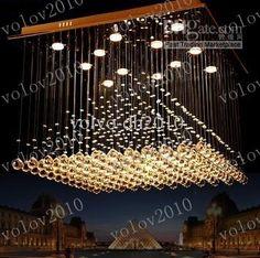 Schon LLFA1167 Pyramide Kristall Lampe Kristall Kronleuchter K9 Wohnzimmer  Kristall Lampe Pyramide Kristall Lampe