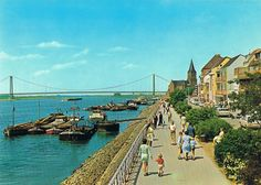 Emmerich am Rhein, Rheinpromenade