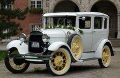 Hochzeits-Auto: