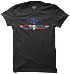 Limited Edition Red White & Pew - Art 15 Clothing