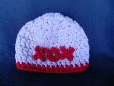 Love and Kisses Hat by mccdingbat on Etsy, $16.00