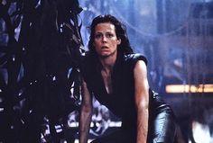 Ellen Ripley (Sigourney Weaver),  Alien