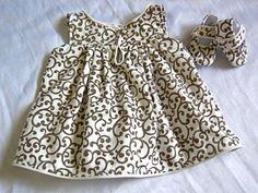 DIY Kids Fashion : DIY Clothes Refashion: DIY The Abbey Dress
