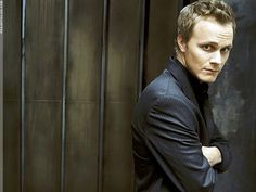 David Anders...he just needs to be part of it :)