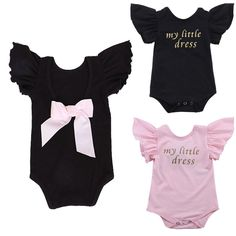 2016 Lovely Newborn Kids Baby Girl Clothes Infant Summer Bodysuit Bebes Body Outfit 0-24M #>=#>=#>=#>=#> Click on the pin to check out discount price, color, size, shipping, etc. Save and like it!