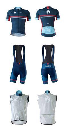 Sydney cycling kit by Babici