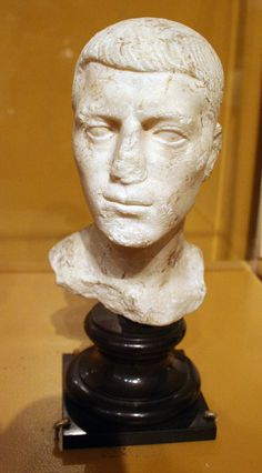(c. 30-10 BCE) Portrait of a Young Man Ancient Rome, Roman Empire, Young Man, Archaeology, Sculptures, Portraits, Statue, Photo And Video, Art