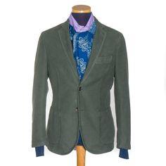 Giacca Sfoderata Fustagno  #fustain #cotton #jacket