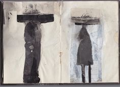 Sketchbook Collages