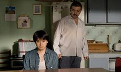 Ignacio Huang and Ricardo Darín in Chinese Take-Away, directed by Sebastián Borensztein