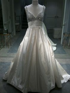 Love this. Priscilla of Boston via Once Wed (for those still wanting to wear Priscilla on their wedding day.)