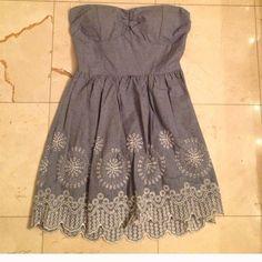 ‼️️Sale‼️NWOT-Adorable Dress. Pretty Details. NWOT-Adorable Dress. Pretty Details. Dresses Mini