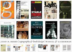 The Book Designs of John D. Berry