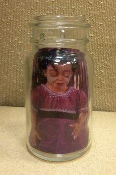 "American Horror Story: Freak Show ""Ma Petite Jar"" Craft Project"