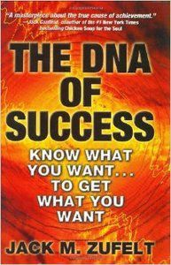Free download or read online The DNA of Success, Know What You Want, to Get What You Want self help pdf book by Jack M. Zufelt.  The DNA of Success
