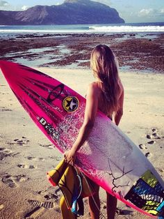 I really want to learn how to surf