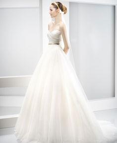 Vestido novia Jesús Peiró Ref.6071
