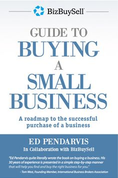 BizBuySell's Guide to Buying a Small Business
