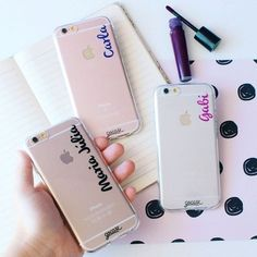 Tag a friend who would a case with her name on it [FREE SHIPPING WORLDWIDE] #iphone #phonecase #samsung #phonecase. Phone case by Gocase www.shop-gocase.com