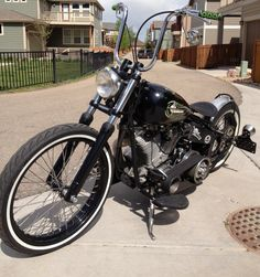 Harley Panhead, Harley Davidson Knucklehead, Harley Davidson Chopper, Harley Davidson Motorcycles, Softail Bobber, Custom Moped, Custom Choppers, Custom Motorcycles, Custom Bikes