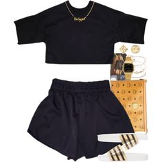 A fashion look from August 2016 featuring adidas Originals shoes, MCM handbags and Casio watches. Browse and shop related looks.