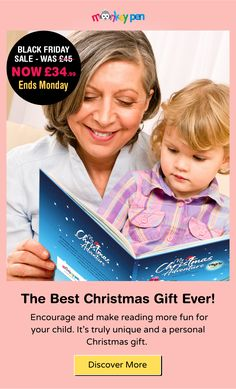 Are you looking for a unique Christmas gift for your little one? My Christmas Adventure is a 32-page bespoke children's book, using illustrations created from your child's photograph. This fantastic book contains 15 bespoke illustrations of your child and their name throughout the book. You can also include a personal message on the intro page.free children's books, kid books online, children storybooks, customized books,free books for kids Kid Books, Kids Story Books, Children's Books, Free Books, Personalized Christmas Gifts, Unique Christmas Gifts, Personalized Books, Online Books For Kids, Books Online