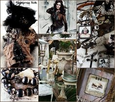 Welcome Glamarella Junk!   See all her amazing creations at the Vintage Marketplace show September 7th&8th, 2012 in Fallbrook/Rainbow Ca...