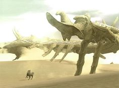 Notable Colossal Monsters in Video Games