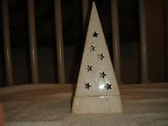 Vintage Partylite Galaxy Pyramid Stars Moons Votive Candle Holder Great Cond | eBay 18