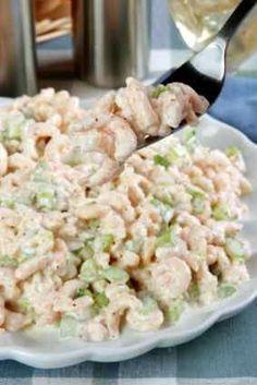 Taste of Texas Shrimp and Pasta Salad