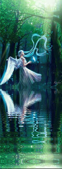 An Angel.