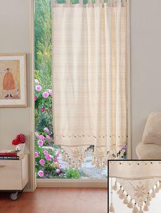 Perdea confecţionată Valentini Bianco PR016 Decor, Curtains, Shower Curtain, Printed Shower Curtain, Home Decor, Prints