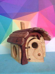 Gnome Home Timber toys Handmade