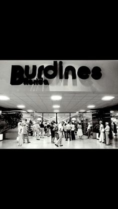 The mall entrance to Burdines at Dadeland Mall. Every weekend...