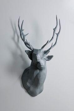 Polygon Double Deer