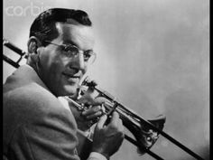 *Love* this song! This should put a zip in your doo-da this Monday. : ) >Glenn Miller - The Lady's In Love With You
