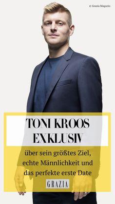 Wir haben Fußball-Star Toni Kroos zum großen Interview getroffen und dem Profisportler spannende Details über seinen Erfolg und sein größtes Ziel im Sport entlockt und wissen, was für ihn Männlichkeit bedeutet und natürlich noch einiges mehr... #grazia #grazia_magazin #tonikroos #em #europameisterschaft #em2021 #fußball #soccer