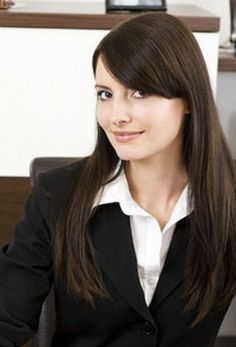 50 Best Office Hair Styles Images On Pinterest Office