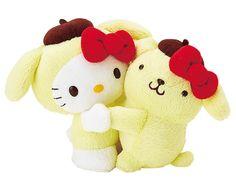 Hello Kitty 40th コレクションアイテム ポムポムプリン | グッズ | ハローキティ40周年スペシャルサイト