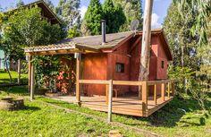 Navegue por fotos de Hotéis : Ninho da Coruja - Chalé - Fotografias para Divulgação. Veja fotos com as melhores ideias e inspirações para criar uma casa perfeita.