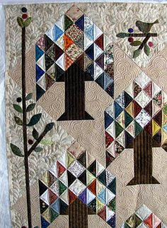 1000 Images About Tree Quilts On Pinterest Tree Quilt