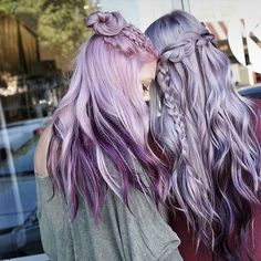 """20.3k Likes, 580 Comments - ˗ˏˋ ˎˊ˗ (@ipsy) on Instagram: """"WANTED: A friend willing to go lavender with me. Tag the bestie you'd dye for. ⠀ :…"""""""